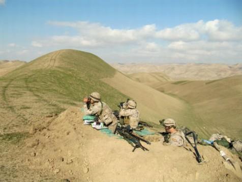 Afganistan 11 años 2