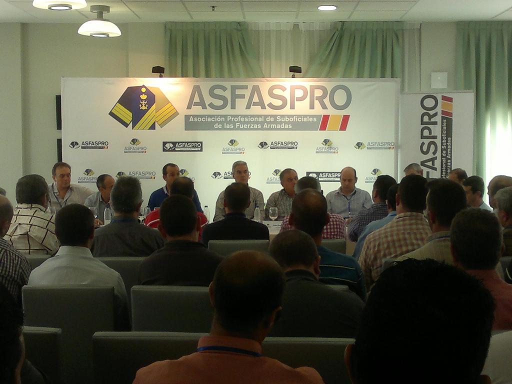 Asamblea ASFASPRO
