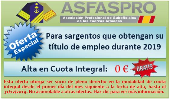 Banner Oferta sargentos 2019