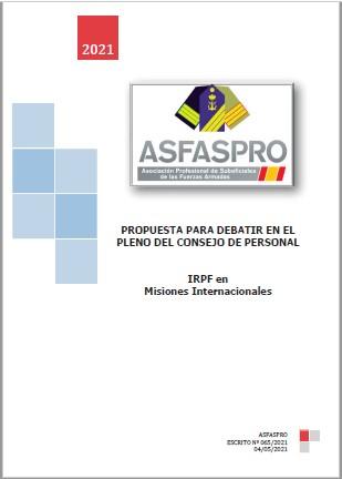 065.2021 Propuesta ASFASPRO IRPF Misiones Internacionales