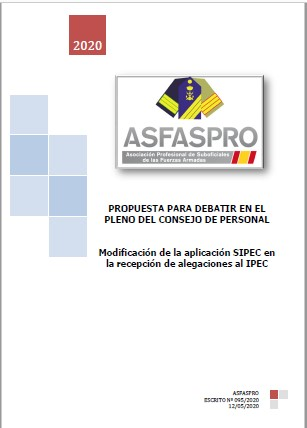 095 2020 Propuesta ASFASPRO Modificacion SIPEC