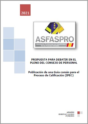 113.2021 Propuesta ASFASPRO PUBLICACIÓN GUÍA COMÚN CRITERIOS IPEC