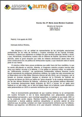 Carta Ministra Hacienda 050820