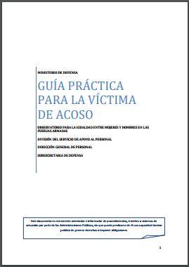 GUIA PRACTICA PARA LA VICTIMA DE ACOSO