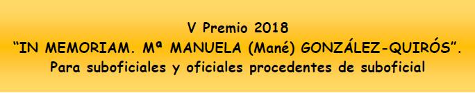 Imagen V Premio InMemorian 2018
