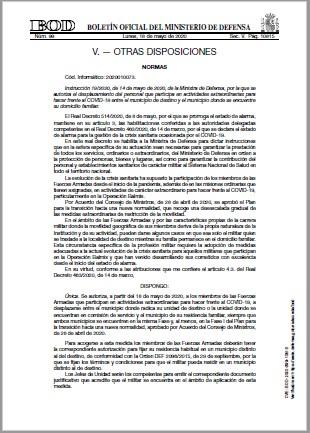 Instrucción 192020 14 mayo 2020
