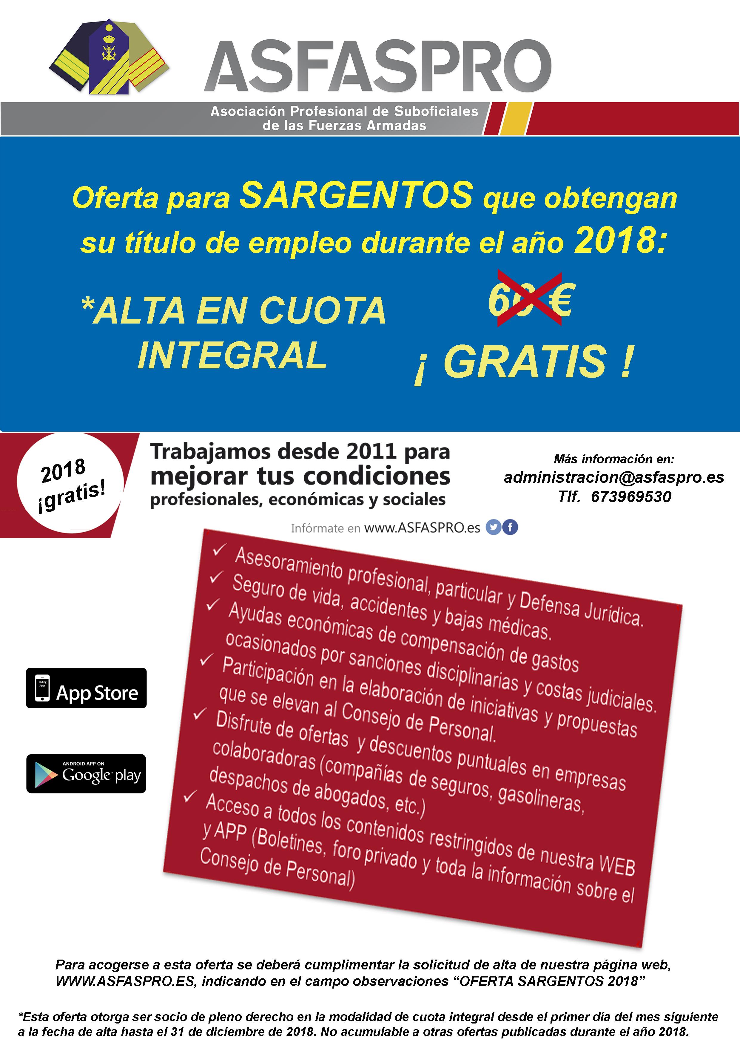 OfertaSargentos2018