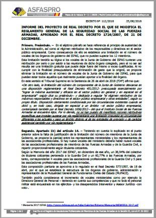 PDF Informe ASFASPRO Reglamento ISFAS