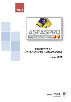 Propuesta incremento retribuciones Junio 2021