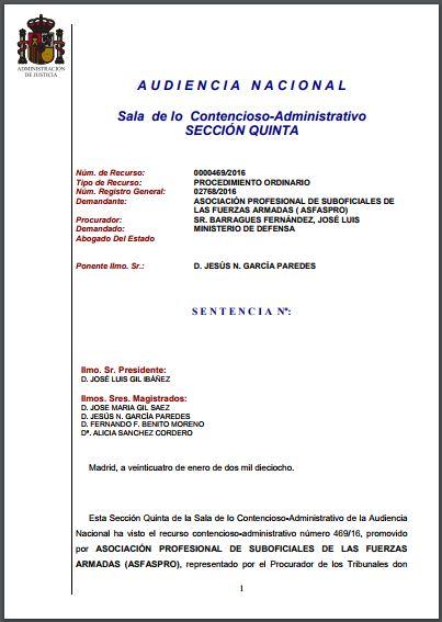 sentencia Instruccion 57 2015 Armada