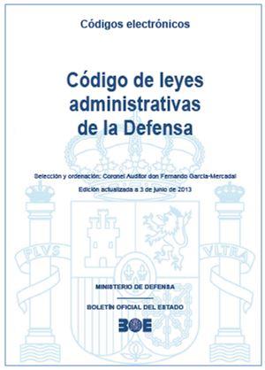 Recopilacion Codigos Leyes Administrativas