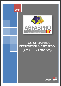 Portada Requisitos Asfaspro