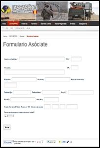 Portada Formulario Asociate
