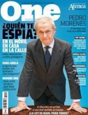 Entrevista al Ministro de Defensa Pedro Morenés Eulate - Revista ONE