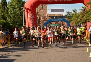 Carrera solidaria Dragon Challenge