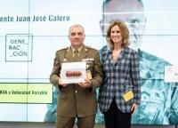 Entrevista al subteniente Juan José Calero, Premio Generacción 2019
