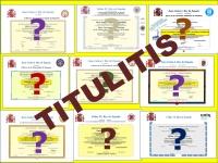 Titulitis. El fracaso de la enseñanza militar