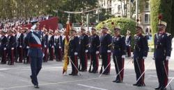 Desfile Militar 12 Octubre 2014