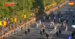 Desfile Militar 12 Octubre 2017