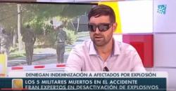 Entrevista Canal Sur a familiares y supervivientes accidente 2011 EOD