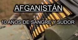 """Video """"Sangre y Sudor"""" en Afganistán"""
